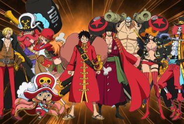 One Piece Z: Il film - Edizioni Star Comics pubblica l'anime comics