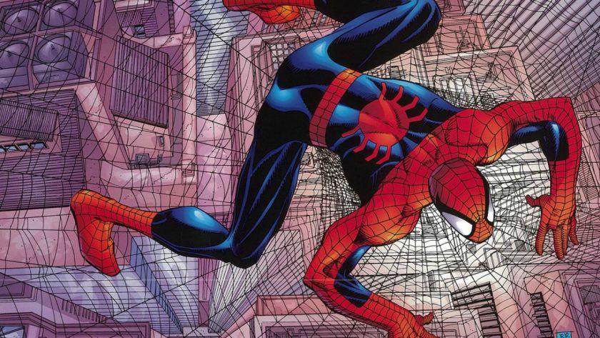 spider-man romita jr