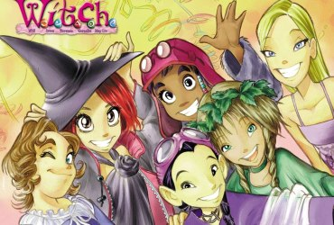 W.I.T.C.H. - 20 anni di magia in un volume celebrativo