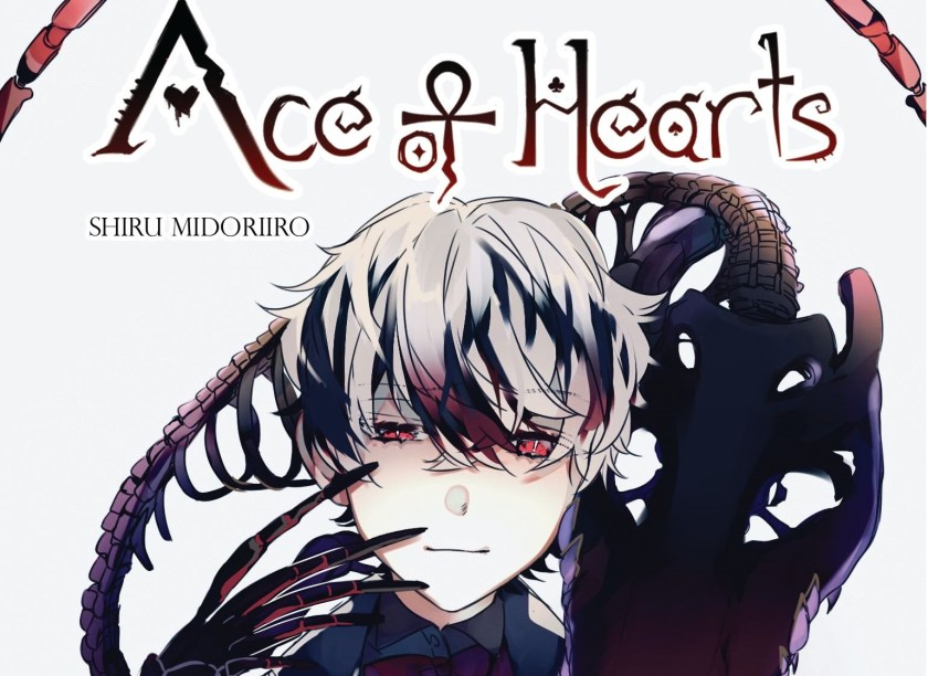 Shockdom pubblica Ace of Hearts