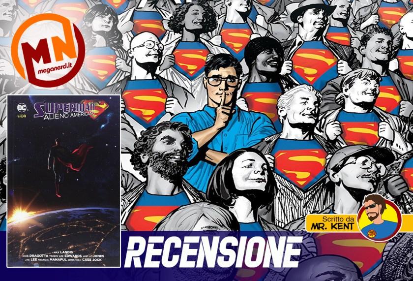 recensione superman alieno americano