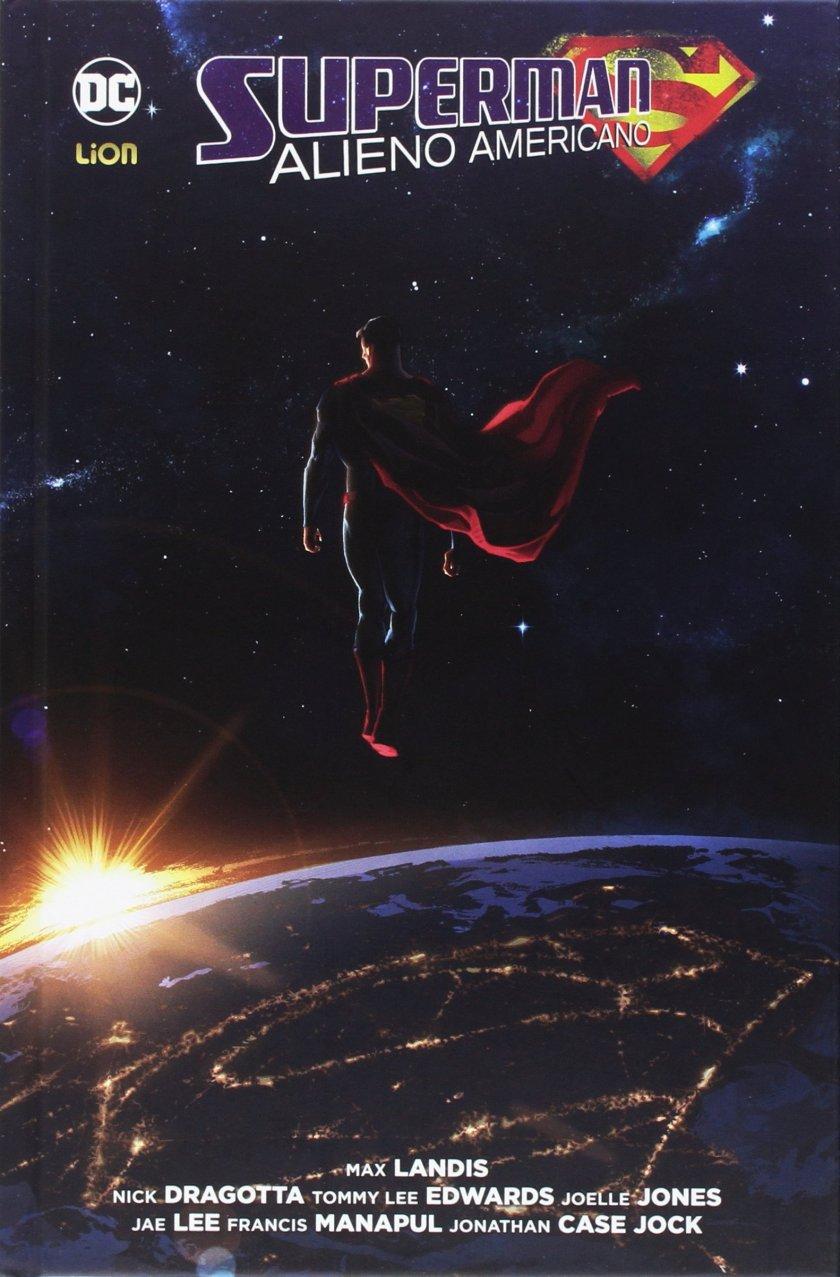 Superman: Alieno Americano