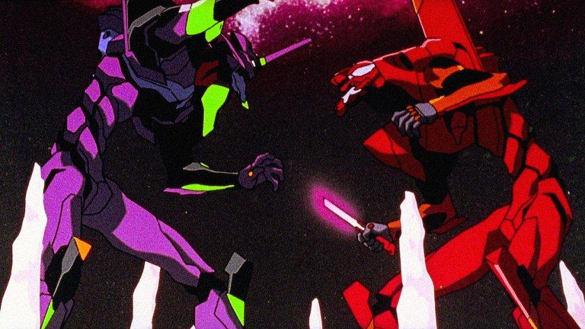 Evangelion: I due film cult tornano al cinema