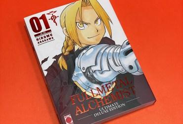 Fullmetal Alchemist - I dettagli dell'edizione Kanzeban