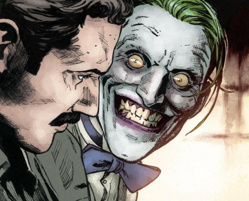 batman il matrimonio joker