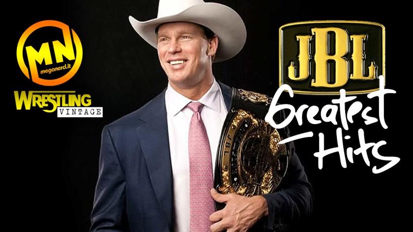 copertina wrestling vintage jbl