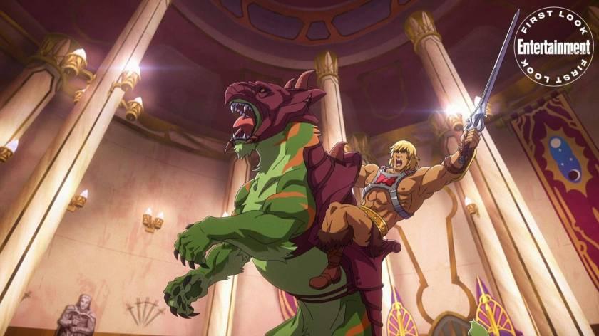 Masters of the Universe: Revelation - Prime immagini e data di uscita della serie