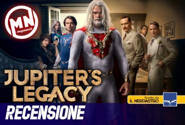 recensione jupiter's legacy