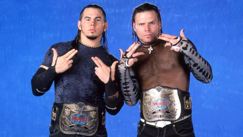Gli Hardy Boyz