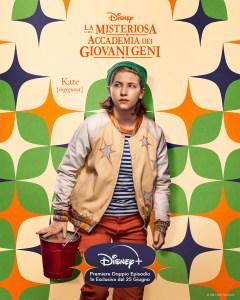 La misteriosa accademia dei giovani geni arriva su Disney+