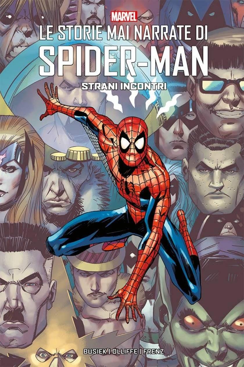 le storie mai narrate di spider-man 2