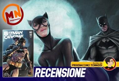 recensione batman catwoman