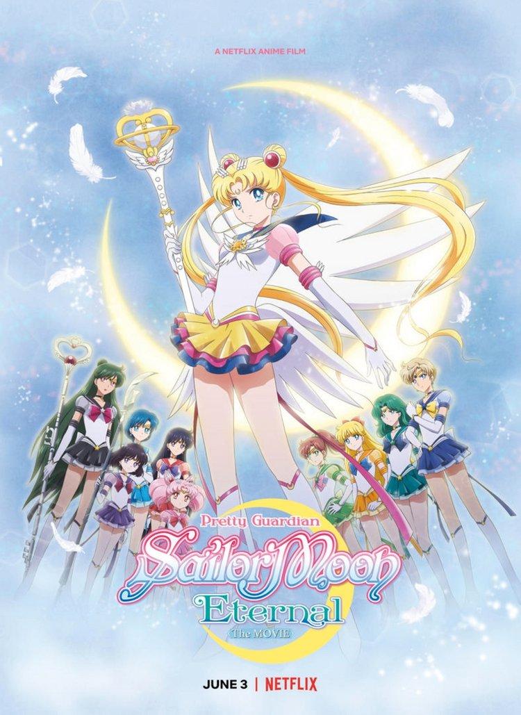 Sailor Moon Eternal (1 e 2)