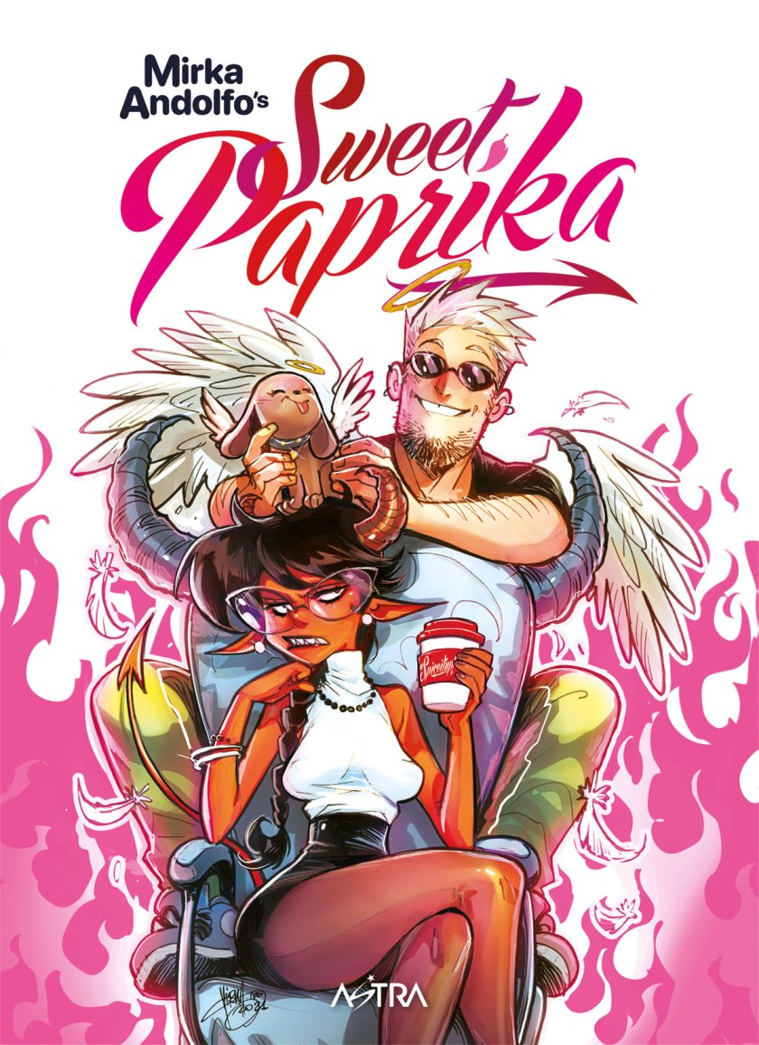 Sweet Paprika (edizione sweet regular) vol. 1