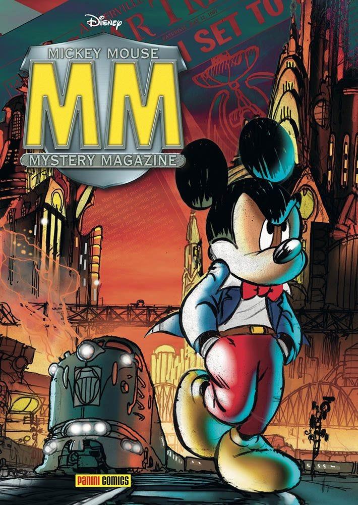 Mickey Mouse Mystery Magazine 1