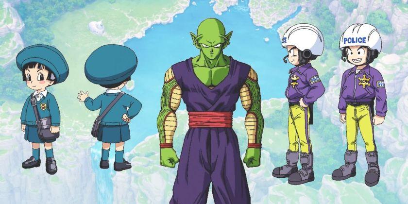 Dragon Ball Super: Super Hero - Teaser del nuovo film e look dei personaggi