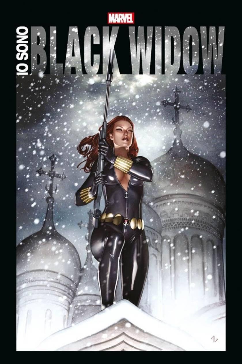 Io sono Black Widow_cover