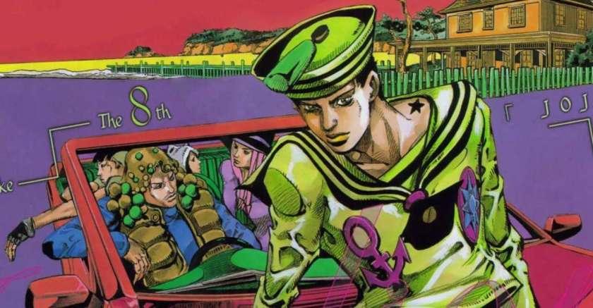 Le bizzarre avventure di Jojo - Araki conclude Jojolion