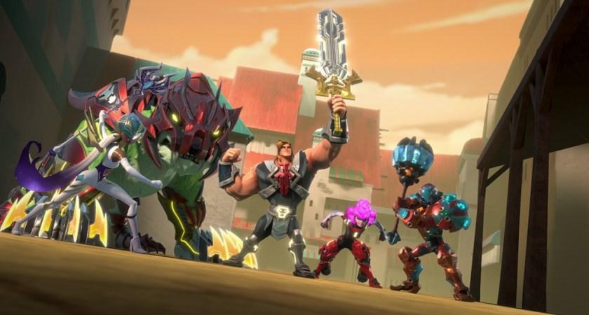 He-Man and the Masters of the Universe: Il trailer della serie reboot in CGI