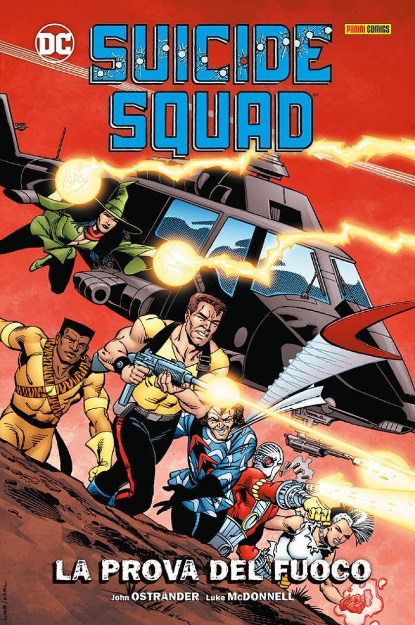 Suicide Squad - La prova del fuoco