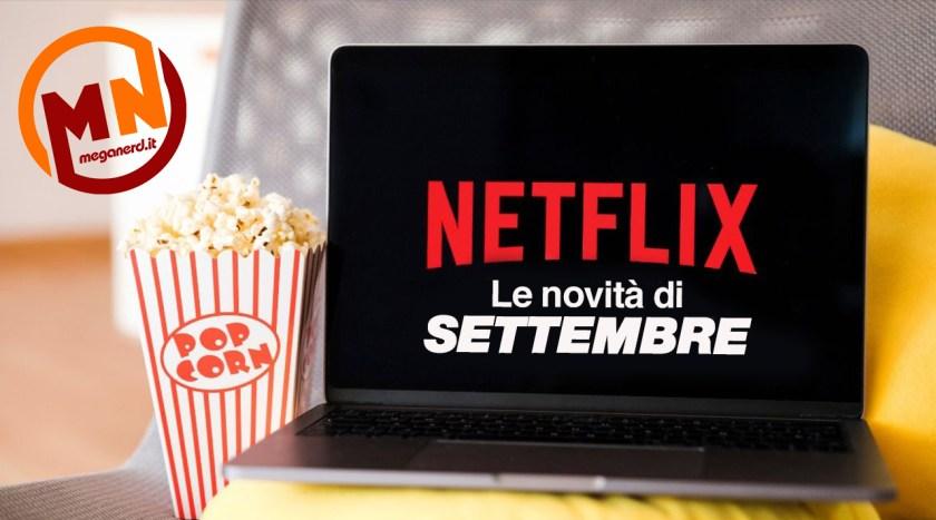 novità netflix settembre