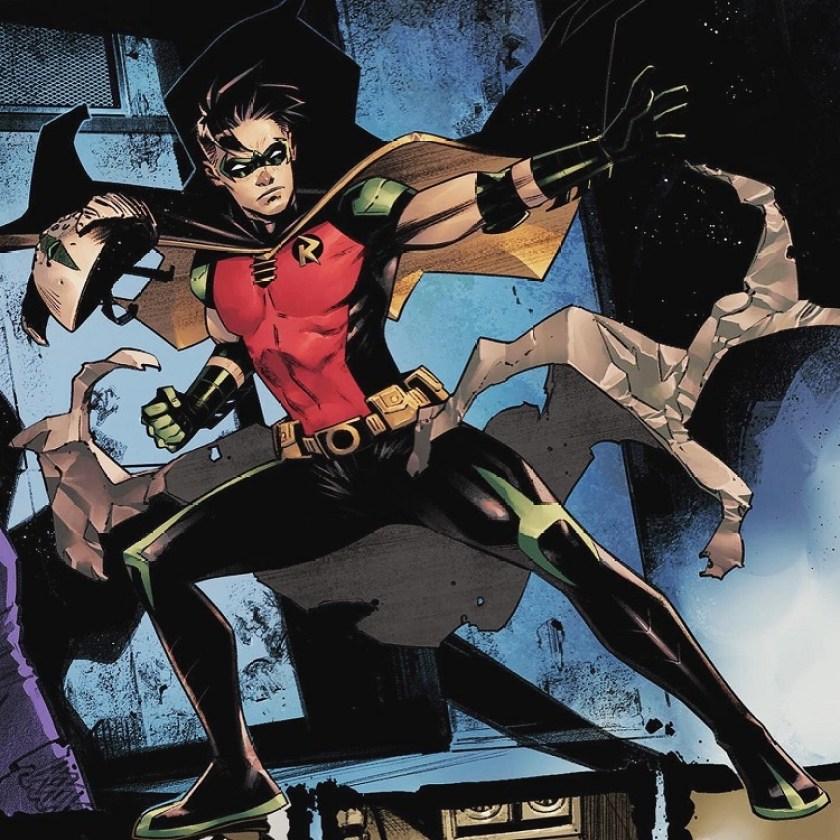 Tim Drake bisessuale - Il comunicato DC