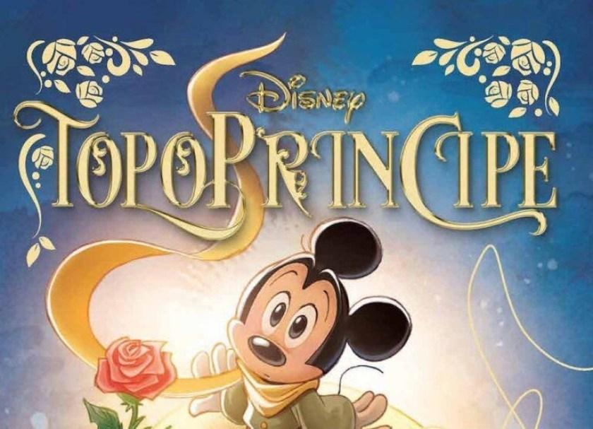 TopoPrincipe - In arrivo la parodia Disney de Il Piccolo Principe