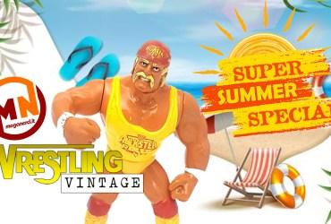 wrestling vintage summer