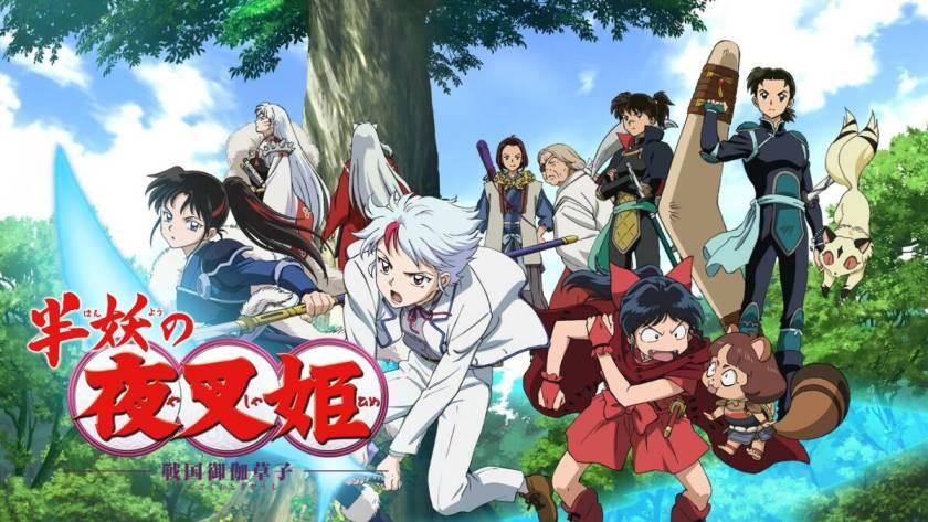 Yashahime - Il primo trailer della seconda stagione