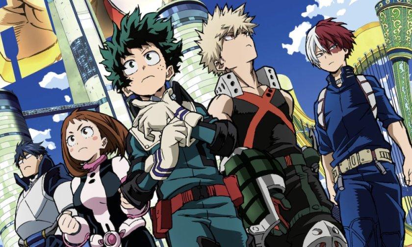 My Hero - heroes