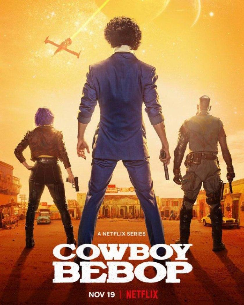 Cowboy Bepop - Primo trailer del live action