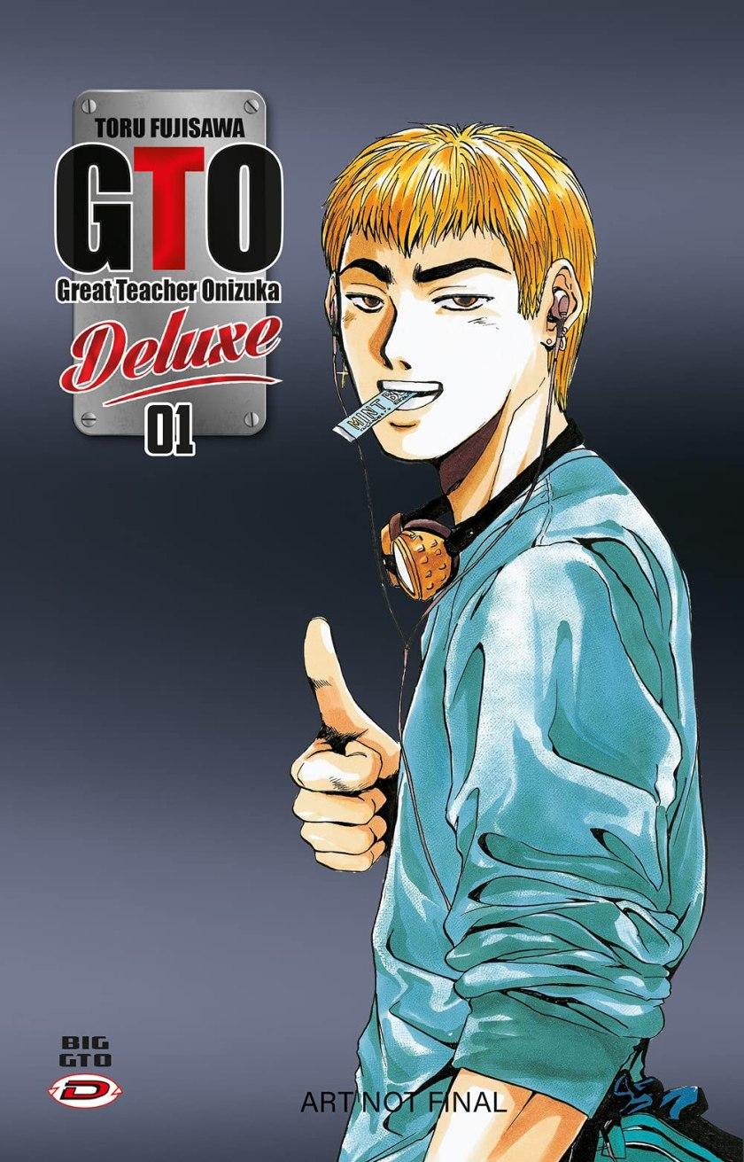 GTO - In arrivo una nuova edizione per Dynit