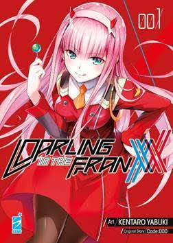 Star Comics - In arrivo Darling in the Franxx
