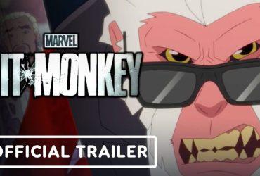Hit-Monkey - Il trailer della nuova serie animata Marvel