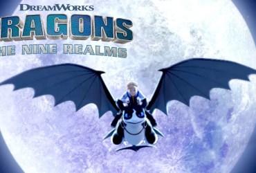 Dragon Trainer - Il trailer della serie spin-off Dragon: The Nine Realms