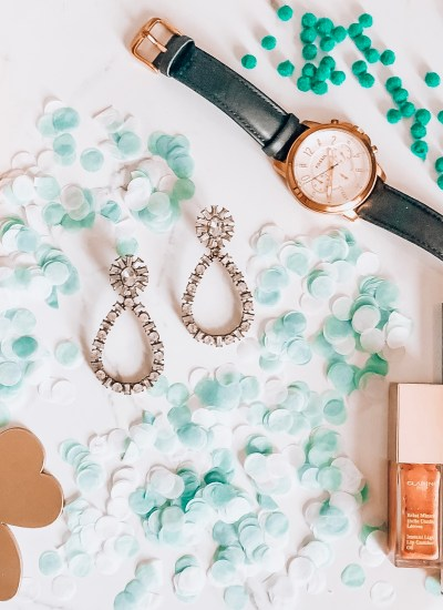 Spring Accessories – Pink, Green & Everything in Between