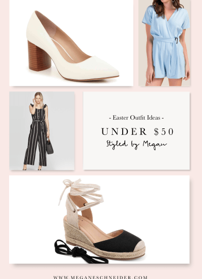 Easter Outfit Ideas under $50
