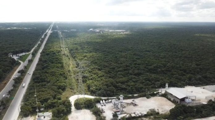Section of the Mayan Train that will go from Cancun to Playa del Carmen will be elevated