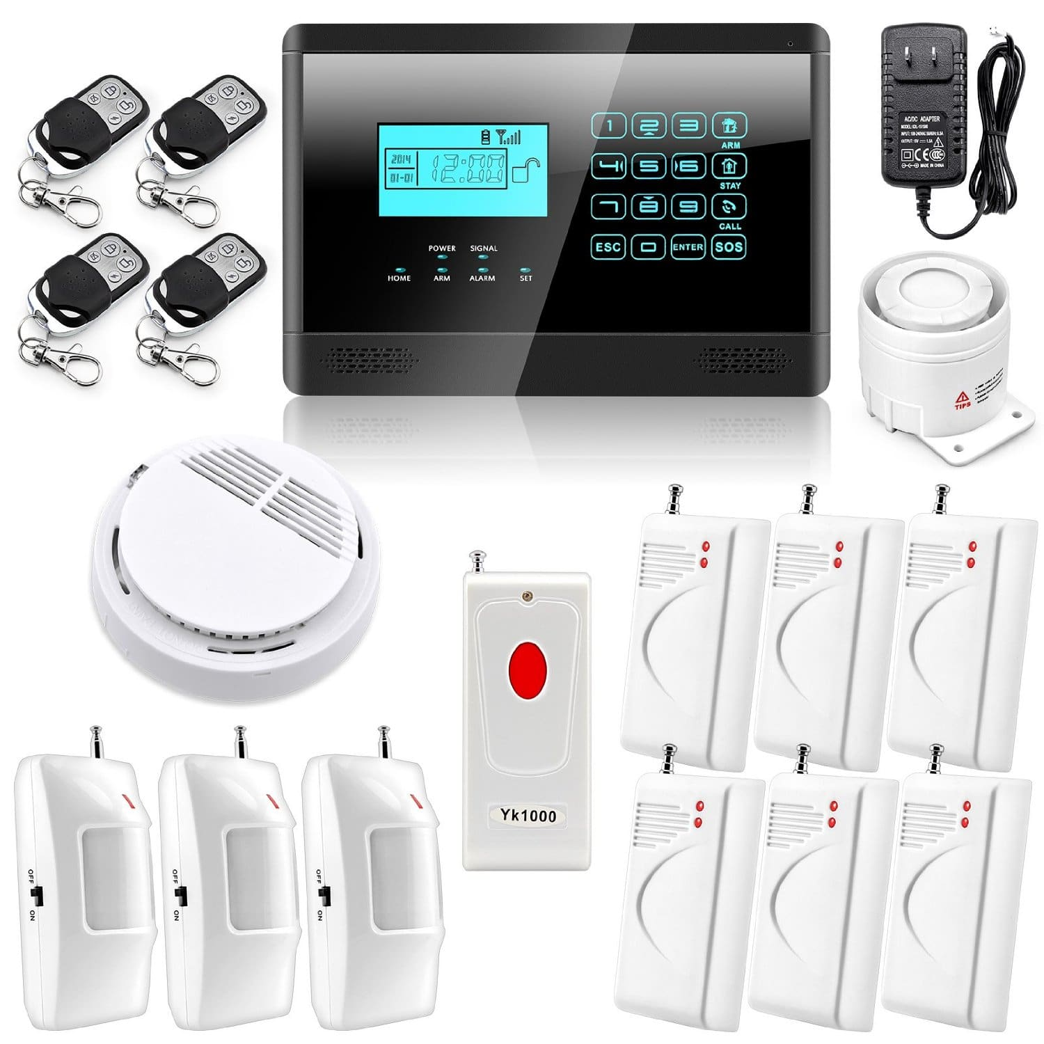 Alarm Top Home Systems