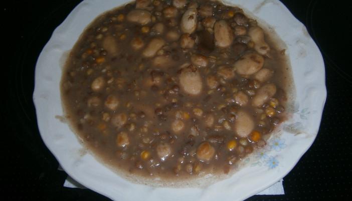 Mεγανησιώτικες συνταγές…Μπουρμπουρέλια!