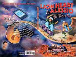 Lion Heart and Alessio Final Cover 9