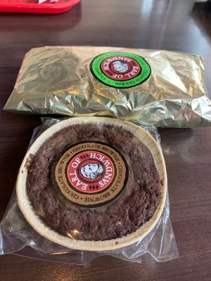Earl of Sandwich brownie