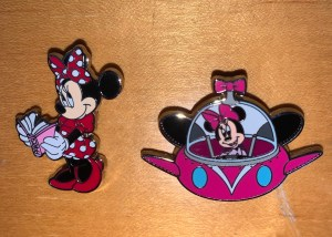 Minnie pins