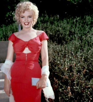 Marilyn attends a Party in Ray Anthony's home, organized by 20th Century Fox on August 3rd 1952.