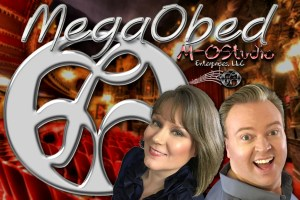 MegaObed Excited Logo
