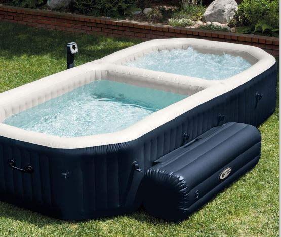 piscina hinchable jacuzzi