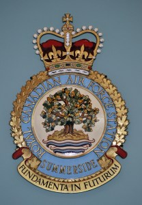 RCAF Station Summerside Fundamenta In Futurum