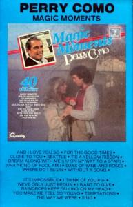 Perry Como Magic Moments