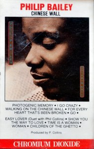 Philip Bailey Chinese Wall
