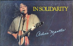 Arlene Mantle In Solidarity